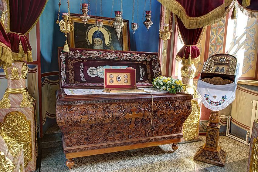 Святыни собора   Покровский собор